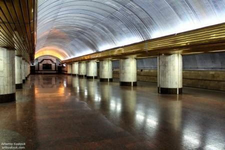 Внимание! Сбои в движении метро Днепра.