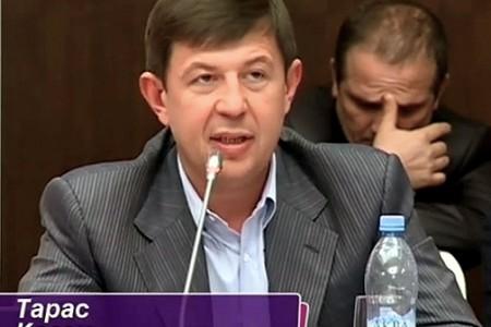 Зеленский ввёл решение СНБО о введении персональных санкций против депутата ОПЗЖ Тараса Козака