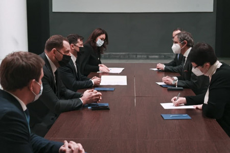 Зеленский предложил нашу страну как полигон для испытаний американских реакторов SMR-16