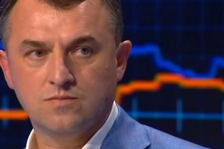 Руководитель НКРЭ Тарасюк попал в немилость к Данилову.