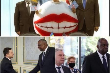 Визит министра обороны США Ллойда Остин в Украину не принёс сюрпризов.