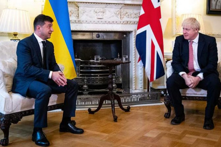 Великобритания исключила Украину из списка получателей официальной помощи в целях развития (ОПР).